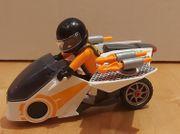 Playmobil 5288 Spy Team Skybike