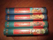 4 Bücher von Karl May