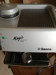 espressomaschine saeco mit integriertem Mahlwerk
