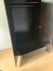 IKEA Schrank schwarzbraun