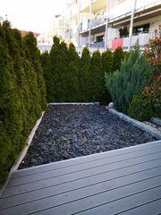 Schiefer Split für Garten