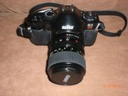 Kleinbild Revue Spiegelreflexkamera SC 5
