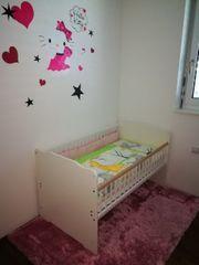 verkaufe Kinderbett