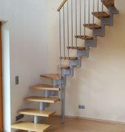 Treppe - Inneraum - links und rechtsläufig