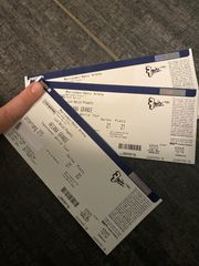 Ariana Grande Konzerttickets Berlin 3x