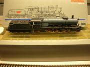 Märklin 3611 Dampflok mit Tender