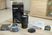 Nikon NIKKOR Z 24-70 mm