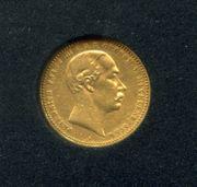 10 Mark Gold Friedrich Franz
