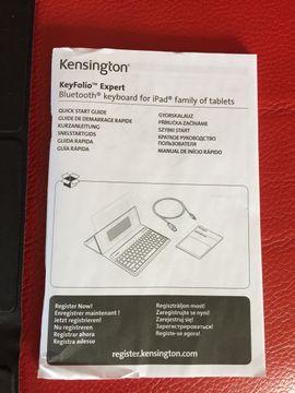 Apple-Computer - Kensington K39561DE Bluetooth Folio