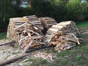 Brennholz Kaminholz Feuerholz Fichte 1m