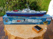 Polizeiboot Helgoland Carrera
