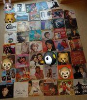 Schallplatten Sammlung