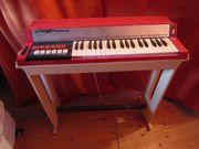 Bontempi Orgel Vintage 70er