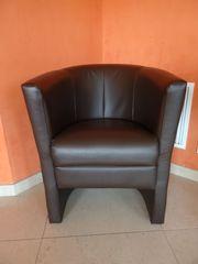 Neuwertiger bequemer Sessel für die