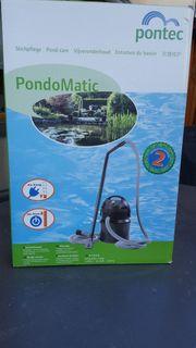 Teich-Schlammsauger Pontec PondoMatic