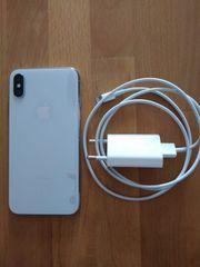 Apple iPhone X weiß 64gb