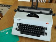 Schreibmaschine Olympia electric 45