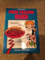 Comic Mein Freund Rudi Keiner