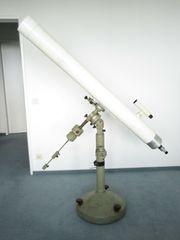 Carl Zeiss Jena Teleskop Refraktor