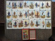 Militär Kartenspiel