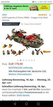 Lego chima 70006