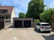 1 Garage in 2er Garage
