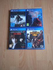 PS4 Spiele bundle top Zustand