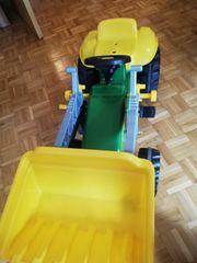 Kindertraktor John Deere