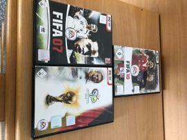 PC Gaming Sonstiges - Diverse Fußball Pc Spiele