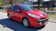 Peugeot Kombi Diesel Klima Panoramadach