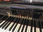 BÖSENDORFER Flügel Stutzflügel Salonflügel Pianoforte