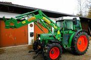 Fendt 250 S Traktor
