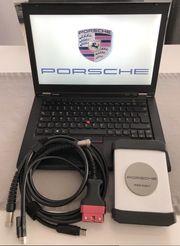 Porsche Diagnose Piwis 2 Boxster