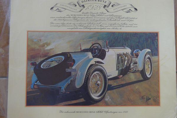 Oldtimer Bilder von Autos z