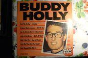 BUDDY HOLLY LP - PickWick Superstars