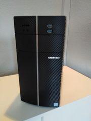 Neuwertiger Medion PC frisch installiert