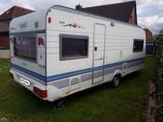 Wohnwagen Hobby de Luxe 540
