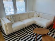 3er-Sofa mit Récamiere rechts Tallmyra