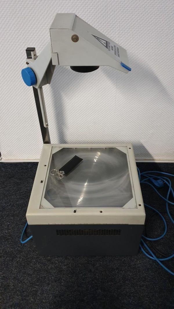 Overhead-Projektor Tageslichtprojektor demolux 82