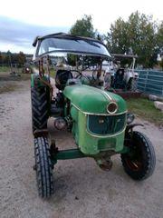 Traktor DEUTZ - D40 2