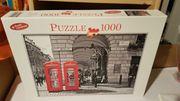 Modernes Puzzle London