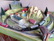 Elektrische Märklin Eisenbahn H0