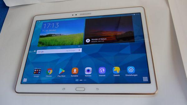 Verkaufe Samsung Galaxy Tab S