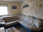 Sofa Couch mit Sessel in