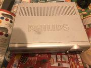 Philips Digitaler Satelliten-Receiver DSR2010 02 -