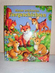 2 Kinderbücher mit Tiergeschichten