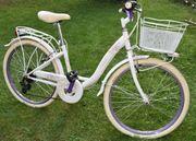 MBM Fleur 24 Zoll Mädchen-Fahrrad