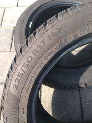 2 Reifen neuwertig