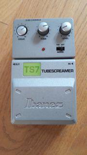 Ibanez Tubescreamer TS7 zu verkaufen