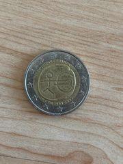 SELTEN 2 Euro Münze